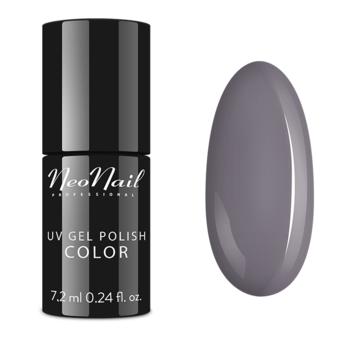 UV Nagellack 7,2 ml - Silver Grey