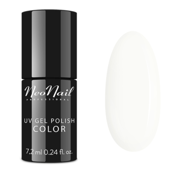 UV Nagellack 7,2 ml - Milk Shake (Weiß)