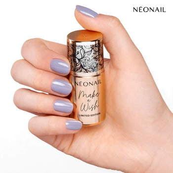 UV Nagellack 10 ml - Silver Grey
