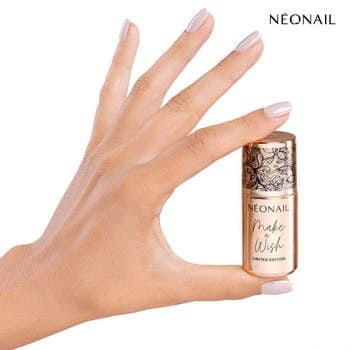 UV Nagellack 10 ml - Silky Nude