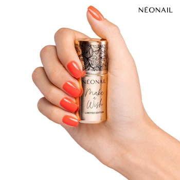 UV Nagellack 10 ml - Orange Besties