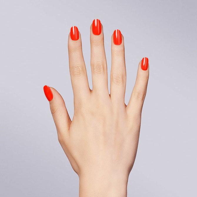 UV Nagellack 7,2 ml Radioactive 7042-7 - Hand