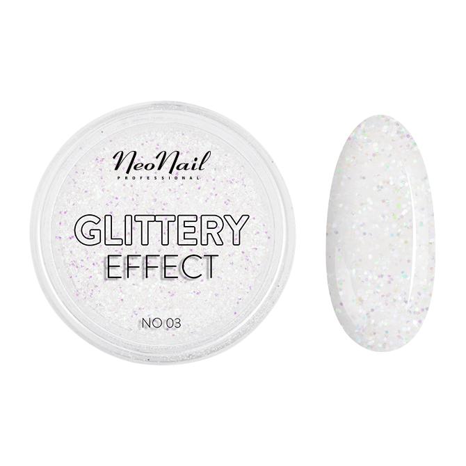 Glittery Effect No. 03