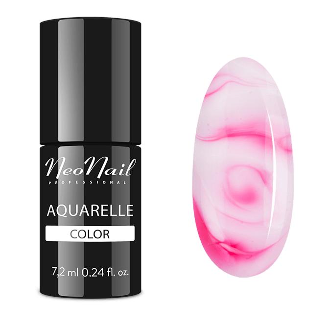 UV Nagellack 6 ml - Red Aquarelle