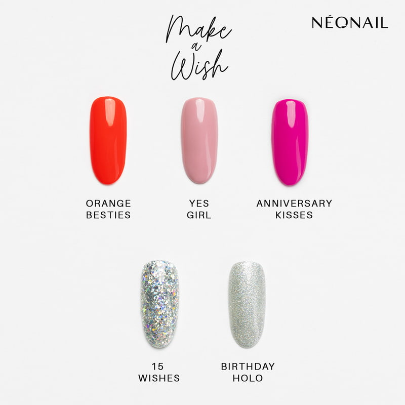 New colors from Make a Wish Collection