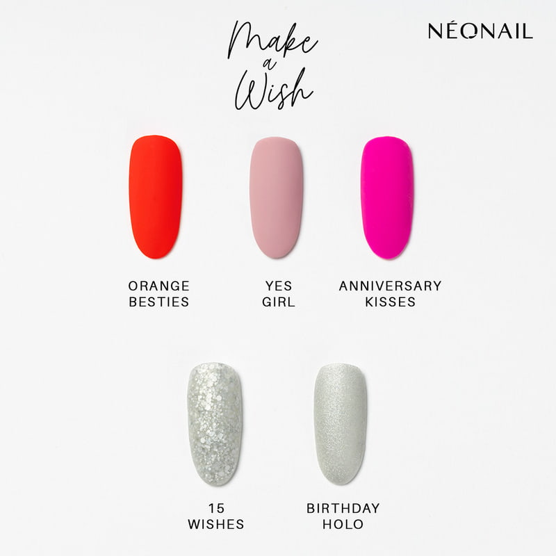 New colors from Make a Wish Collection in mat