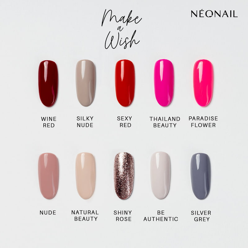 All colors from Make a Wish Collection