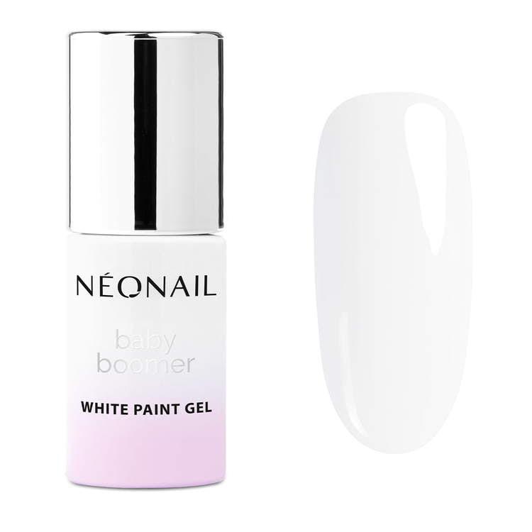 Baby Boomer White Paint UV/LED Gel 6,5 ml