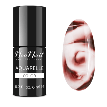 UV Nagellack 6 ml - Brown Aquarelle