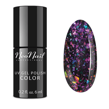 UV Nagellack 6 ml - Falling star