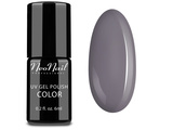 UV Nagellack 6 ml - Silver Grey