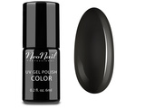 UV Nagellack 6 ml -  Pure Black
