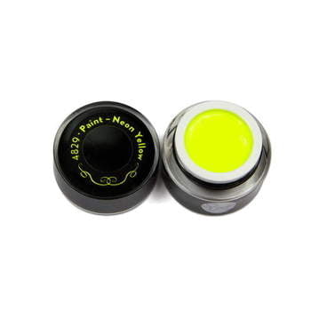 Paint UV Gel Studio Line 5 ml - Neon Yellow