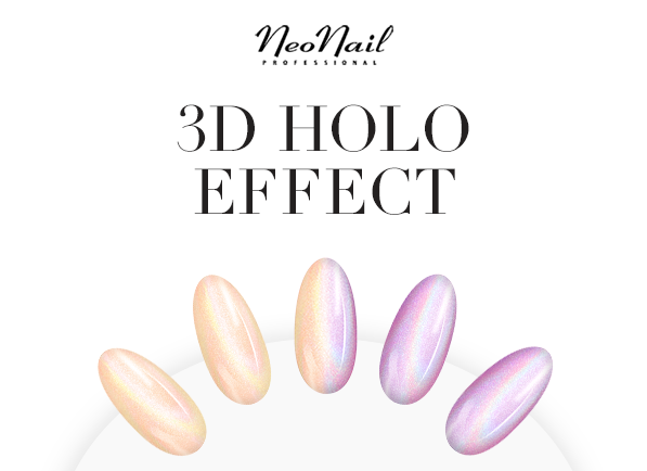 3D HOLO Effect Muster