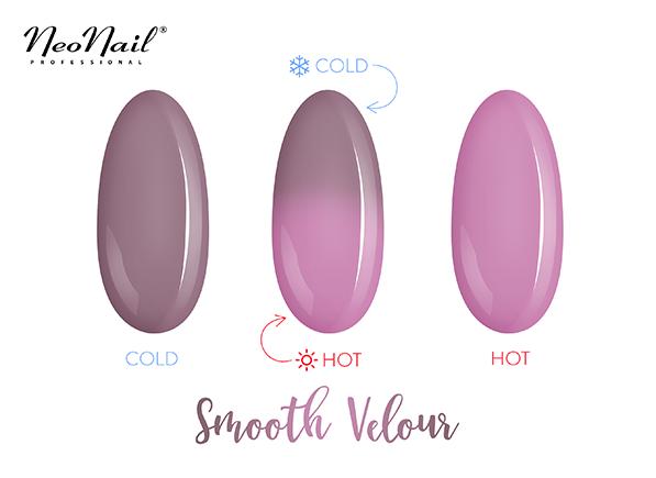 Thermo UV Nagellack Smooth Velour