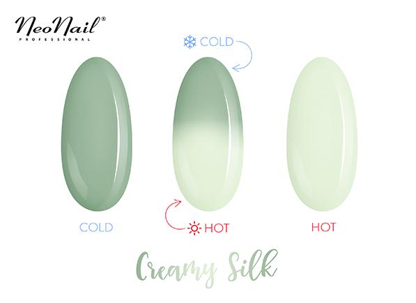 Thermo UV Nagellack Creamy Silk