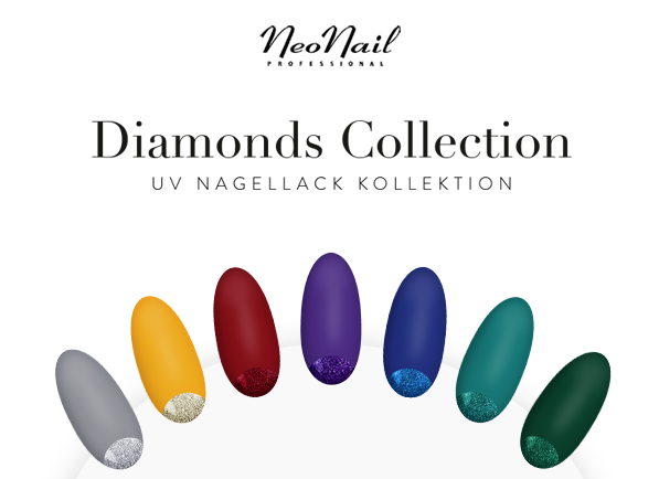 Diamonds Nagelstyling