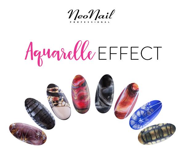 Aquarelle Effekt