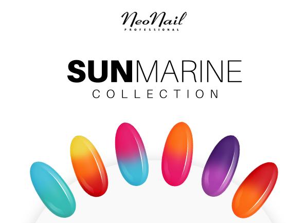Sunmarine Kollektion Farbmuster