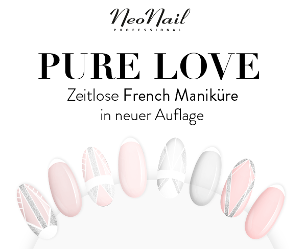 Pure Love Kollektion - UV Nagellacke
