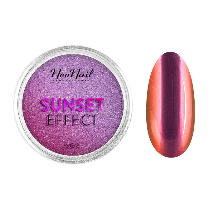 Sunset Effekt 03 5393-3 Nagel
