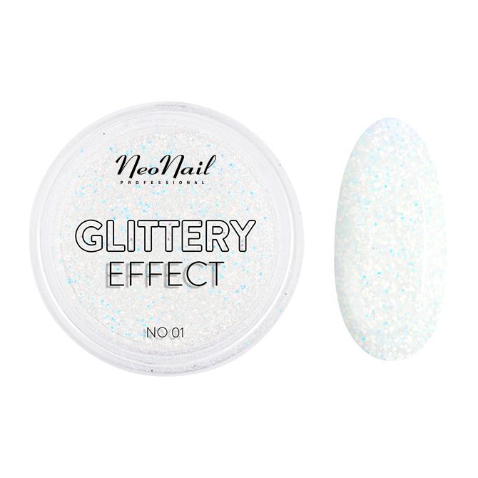 Glittery Effect No. 01