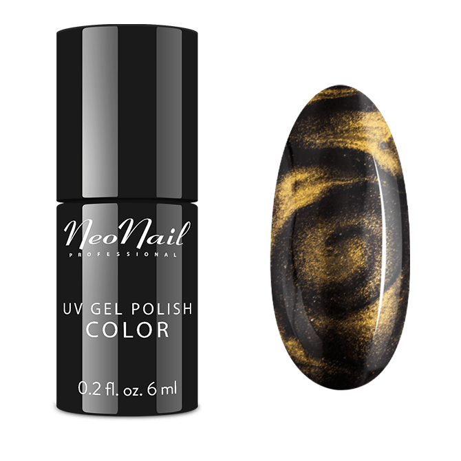 UV Nagellack 6 ml - Gold Aquarelle