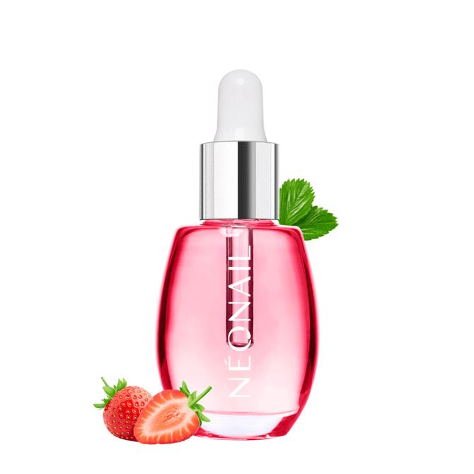 Nagelöl mit Pipette 15ml - Erdbeeren