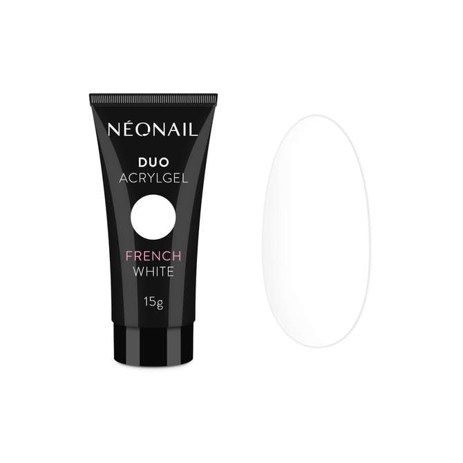 DUO ACRYLGEL  FRENCH WHITE - 15 g