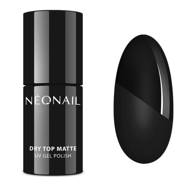 UV Nagellack 7,2 ml - Dry Top Matt 6110-7