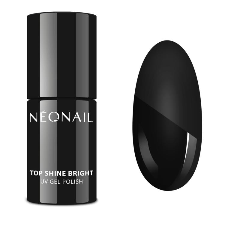 UV Nagellack 7,2 ml - Top Shine Bright 6354-7