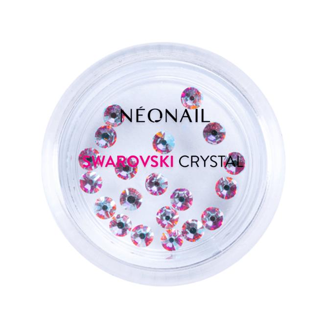ZIRKONIASTEINE SWAROVSKI SS10 - Crystal 001 AB - 20 Stk.