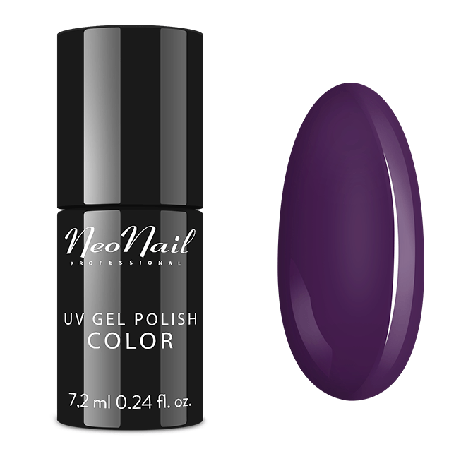 UV Nagellack 7,2 ml - Purple Decade