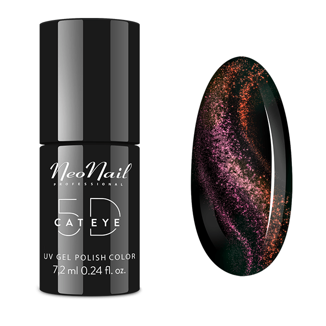 UV Nagellack Cat Eye 5D 7,2 ml -Persian