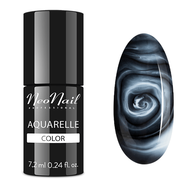 UV Nagellack 7,2 ml - White Aquarelle