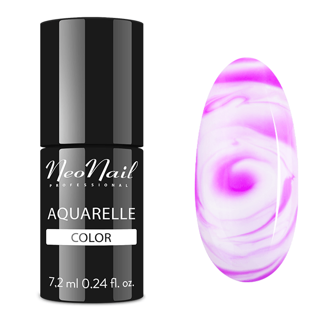 UV Nagellack 7,2 ml - Lavender Aquarelle