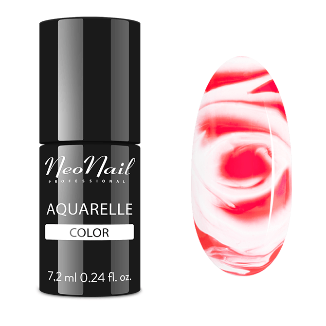 UV Nagellack 7,2 ml - Ruby Aquarelle