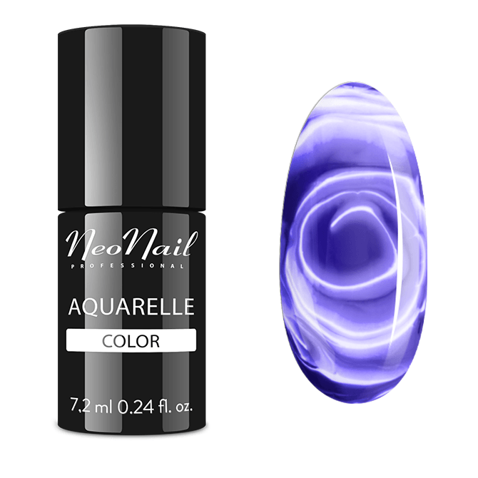 UV Nagellack 7,2 ml - Violet Aquarelle