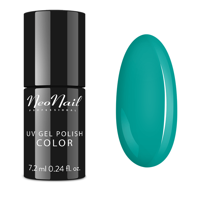 UV Nagellack 7,2 ml - Ocean Green