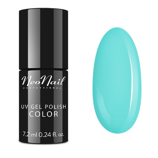 UV Nagellack 7,2 ml - Light Aquamarine