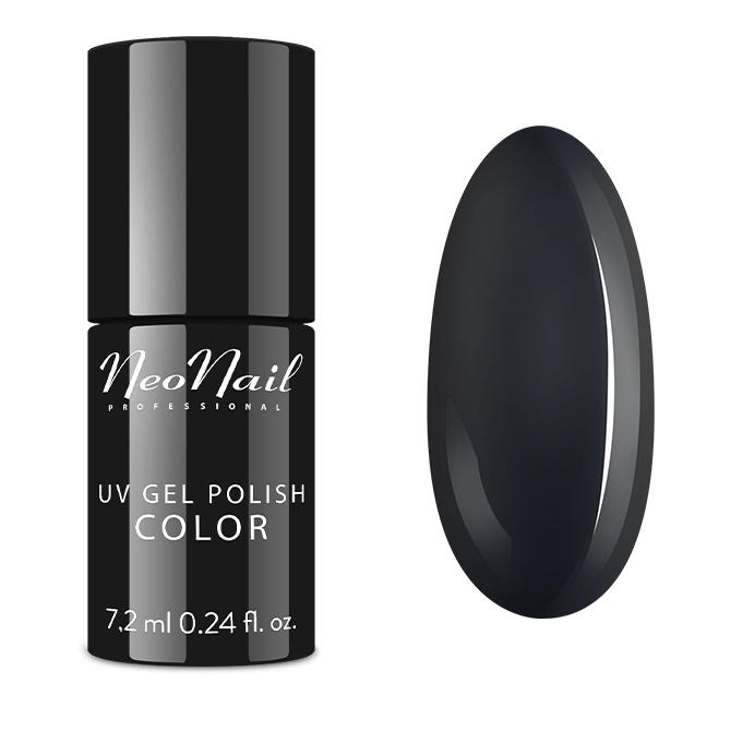UV Nagellack 7,2 ml - Dark Graphite