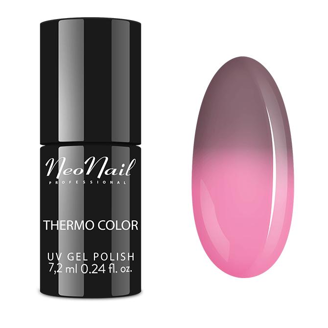 Thermo UV Nagellack 7,2 ml - Flossy Velvet