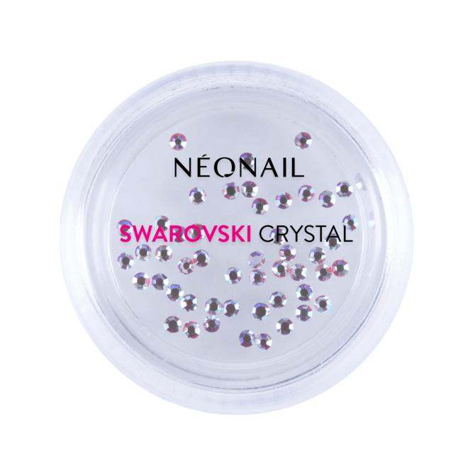 ZIRKONIASTEINE SWAROVSKI SS3 - Crystal AB - 50 Stk.