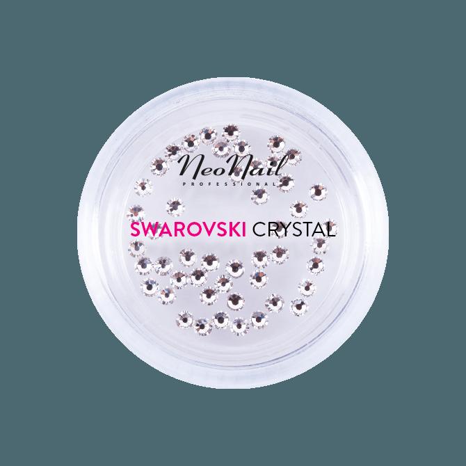 ZIRKONIASTEINE SWAROVSKI SS5 - Crystal Silver Shadow - 50 Stk. 552