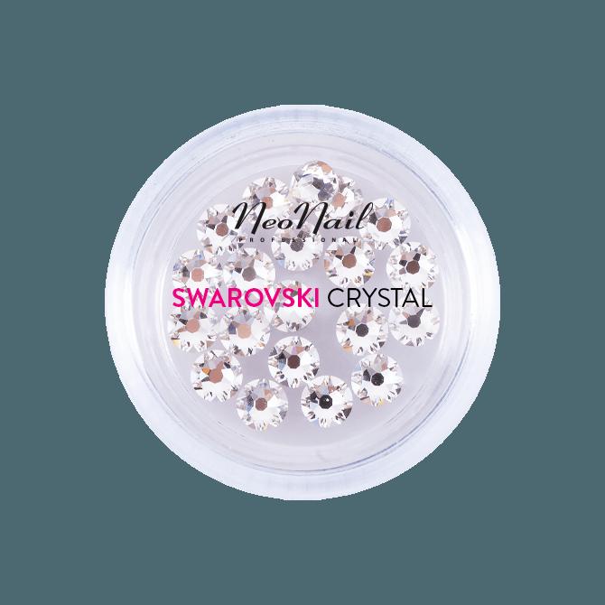 ZIRKONIASTEINE SWAROVSKI SS16 20 Stk. Crystal 001