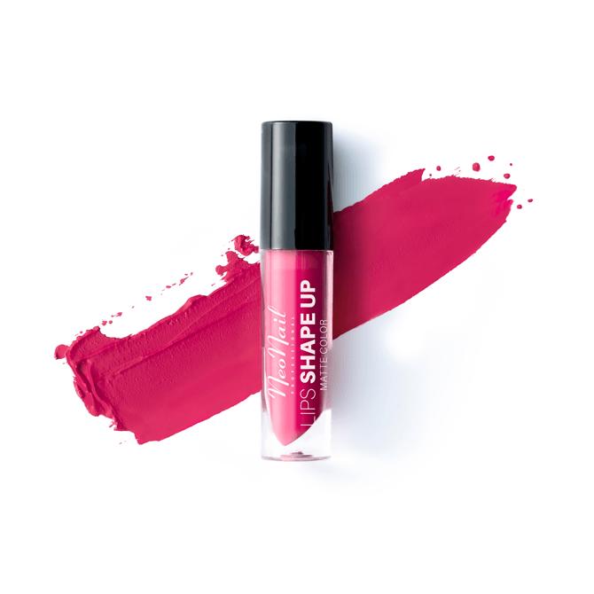 Lips SHAPE UP - 04 Matte Liquid Lipstick - Full of Secrets