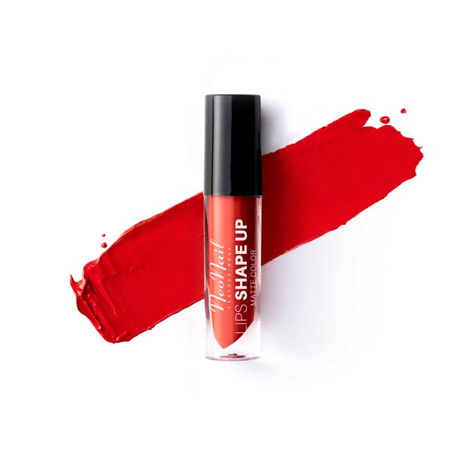 Lips SHAPE UP - 05 Matte Liquid Lipstick - Full of Passion
