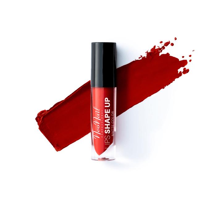 Lips SHAPE UP - 06 Matte Liquid Lipstick - Full of Flirt