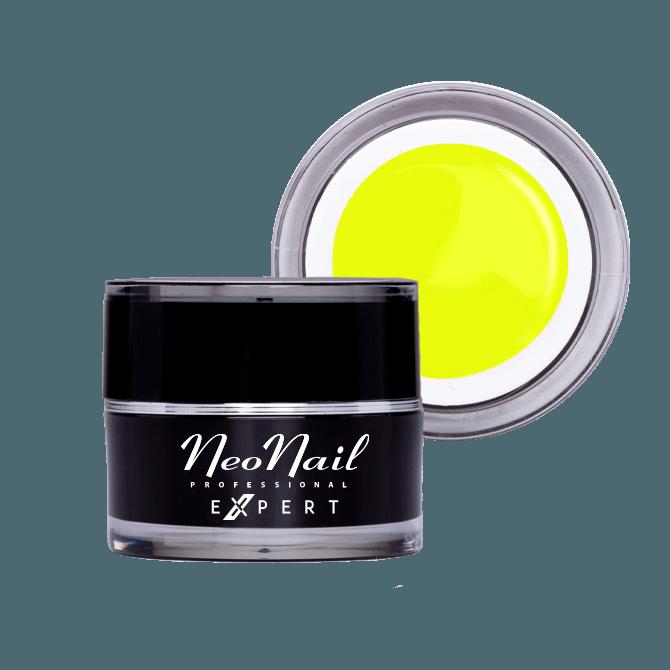 Paint UV/LED Gel NN Expert 5 ml - Neon Yellow