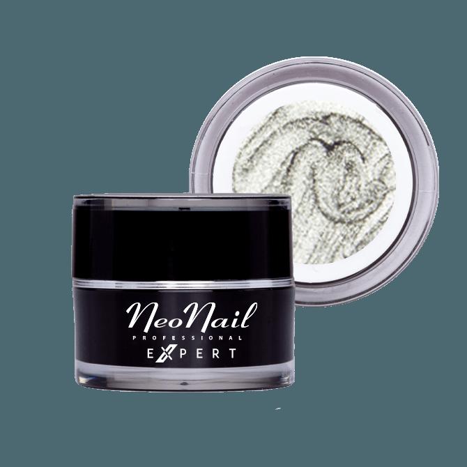 Paint UV/LED Gel NN Expert 5 ml - Metalic Silver
